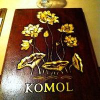 Photo taken at Komol Restaurant by Derek J. on 5/31/2011