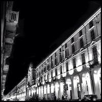 Photo taken at Via Roma by Gianpiero R. on 10/17/2011