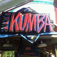 Photo taken at Kumba by Julio T. on 12/30/2011