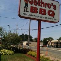 Photo taken at Jethro's BBQ by Zen M. on 8/1/2011