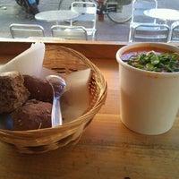 Photo taken at Soup en Zo by thijs w. on 10/16/2011