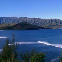 Photo taken at The St. Regis Princeville Resort by A Wardell B. on 1/1/2012