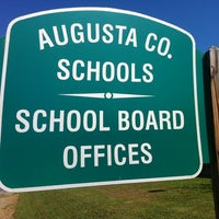 Photo taken at Augusta County School Board Office by Robot C. on 8/31/2011