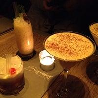 Снимок сделан в Sophie's Steakhouse & Bar пользователем Andrea F. 1/11/2012