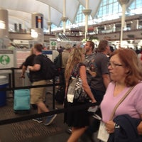 Photo taken at North Security Checkpoint by Dee S. on 6/19/2012
