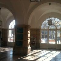 Das Foto wurde bei Hochschule für Wirtschaft und Recht (HWR) von macro am 2/10/2012 aufgenommen