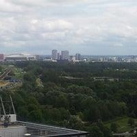 Photo taken at KPN Toren by Willem🎶🎵 M. on 7/19/2012