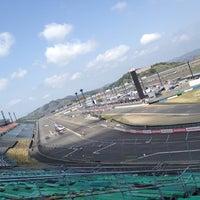 Photo taken at ツインリンクもてぎロードコース ビクトリーコーナー by Hirohisa F. on 4/28/2012