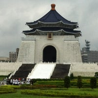 Photo taken at Chiang Kai-Shek Memorial Hall by Savanna K. on 6/2/2012