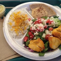 Photo taken at Rice House of Kabob by Jessica G. on 5/16/2012