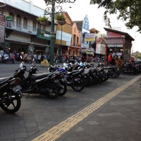 Photo taken at Malioboro by Rapunzel on 7/4/2012
