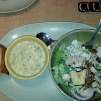 Photo taken at Panera Bread by Le-Lieu P. on 4/10/2012