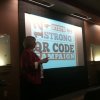 Photo taken at #DigATL-Mobile Tagging, The Real-Time Game Changer, The Power of QR Codes and Why You Should Not be Left Behind by Brandy N. on 11/8/2011