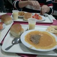 Photo taken at Studentski Restoran I by Mare M. on 10/25/2011