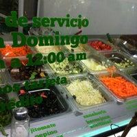 Foto tomada en Falafelito por Pepe C. el 6/7/2011