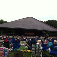 Photo taken at Blossom Music Center by paul s. on 7/3/2011