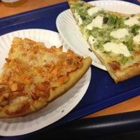 Photo taken at Aljon's Pizza & Sub Shop by Jacqueline H. on 4/3/2012