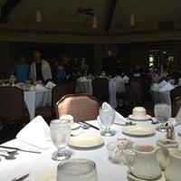 Photo taken at Briar Ridge Country Club by Dennis M. on 5/11/2012