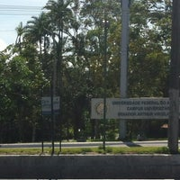 Photo taken at UFAM - Universidade Federal do Amazonas by Girlene M. on 5/11/2012