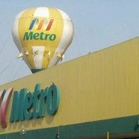 Photo taken at Metro by Rafael M. on 9/10/2011