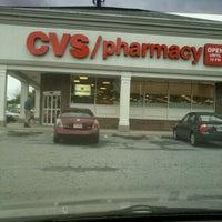 Photo taken at CVS/pharmacy by Natasja F. on 9/6/2011