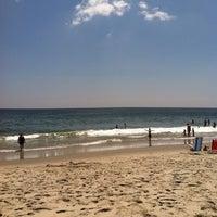 Photo taken at Belmar Beach by Rob on 6/30/2011