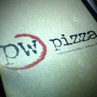 Photo taken at PW Pizza by John C. on 9/17/2011