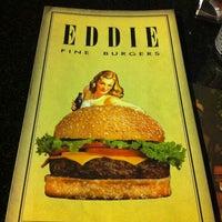 Photo taken at Eddie Fine Burgers by Fernando V. on 5/30/2011