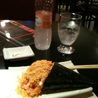 Photo taken at GRAB Sushi Spot by Mike G. on 3/21/2012