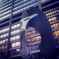 Photo taken at Daley Plaza by Joe M. on 5/26/2012