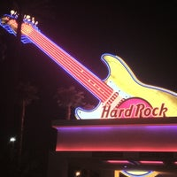 Photo taken at Hard Rock Hotel Las Vegas by Ben R. on 7/18/2012