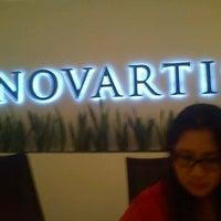 Photo taken at Novartis Asia Pacific by Lidaf N. on 5/16/2012