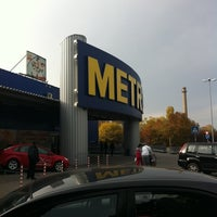 Photo taken at Metro Cash & Carry by Help C. on 11/6/2011