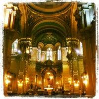 Photo taken at Basílica de San Juan El Real by Oscar M. on 7/18/2012