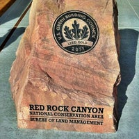 Foto tirada no(a) Red Rock Canyon National Conservation Area por alex g. em 11/19/2011