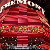 Photo taken at Fremont Hotel & Casino by C. R. on 4/10/2011