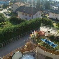 Foto scattata a Hotel Miravalle Coredo da david p. il 10/15/2011