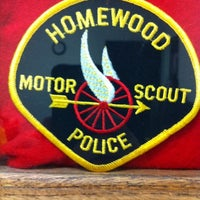 Photo taken at Homewood PD Motorshed by Allen M. on 8/19/2011