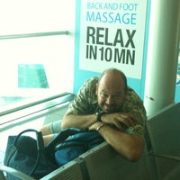 Photo taken at Gate G1 by Massimiliano M. on 8/6/2011