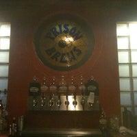 Photo taken at Prison Brews Brewery & Restaurant by Matt R. on 10/2/2011