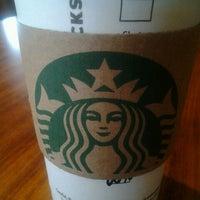 Photo taken at Starbucks by Brandon S. on 3/25/2012
