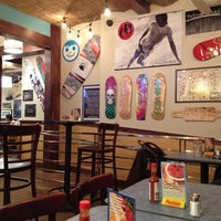 Photo taken at Wahoo's Tacos & More by Rosaline on 2/21/2012