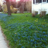 Photo taken at The Blue Lawn - Rosedale by Andy H. on 3/23/2012