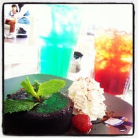 Photo taken at Teddy Bear Cafe @ Siam by Kawaii S. on 4/21/2012