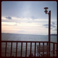 Photo taken at The Gayam Seafood Barbeque & Bar by Nurul_Emm3 E. on 6/2/2012