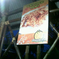 Photo taken at Ayam tulang lunak Pringgondani by lucky s. on 5/14/2012