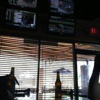 Photo taken at Bleacher's Sports Grill by Anita N. on 6/10/2012