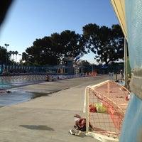 Photo taken at Van Nuys Sherman Oaks Pool by Arriman on 6/23/2012