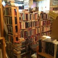 Photo taken at Rust Belt Books by Hannah on 7/19/2012