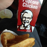 Photo taken at KFC by Robin S. on 7/21/2012